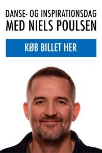 Danse- og inspirationsdag med Niels Poulsen